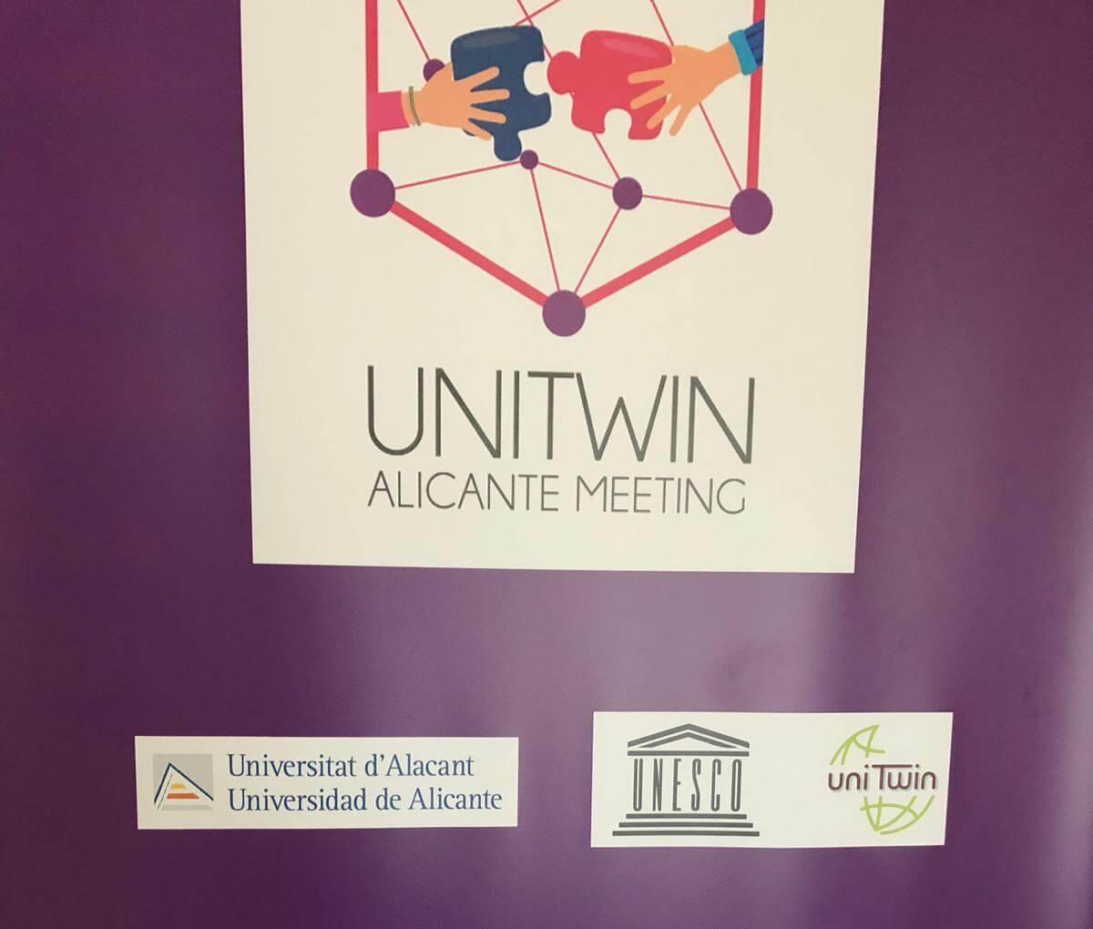 Site by Site UniTwin Alicante 2019