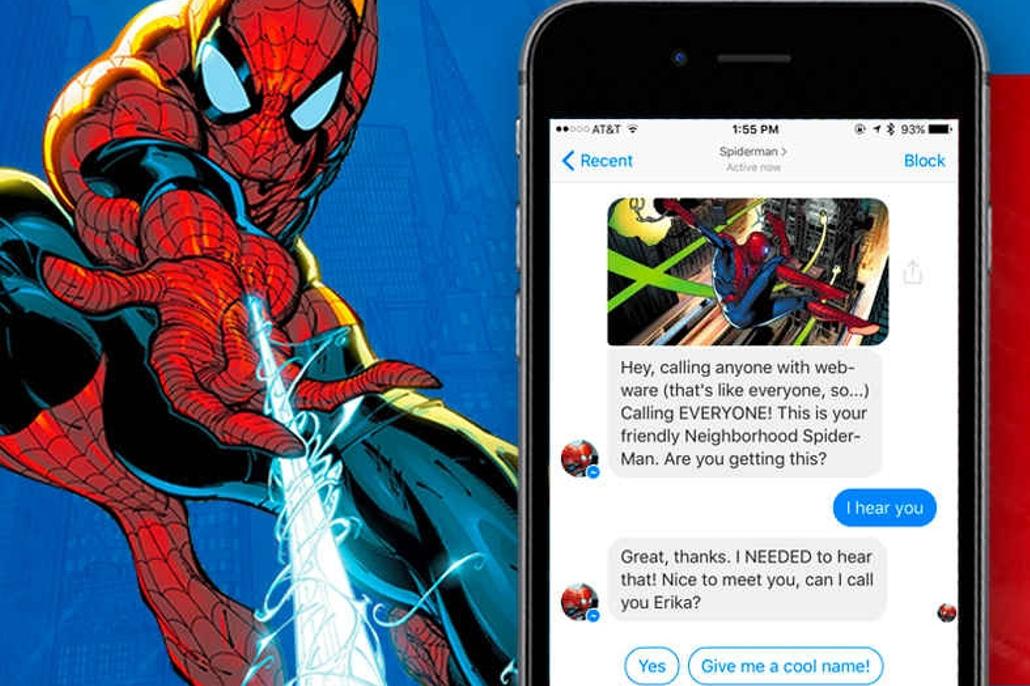 Site by Site - Spider Man