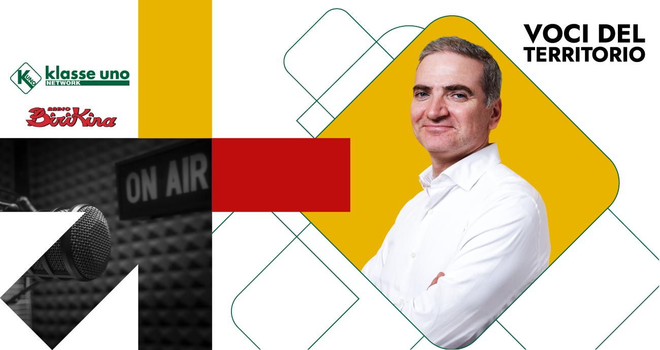 Intervista a Nicola Bruno di site By site su Klasse Uno Network