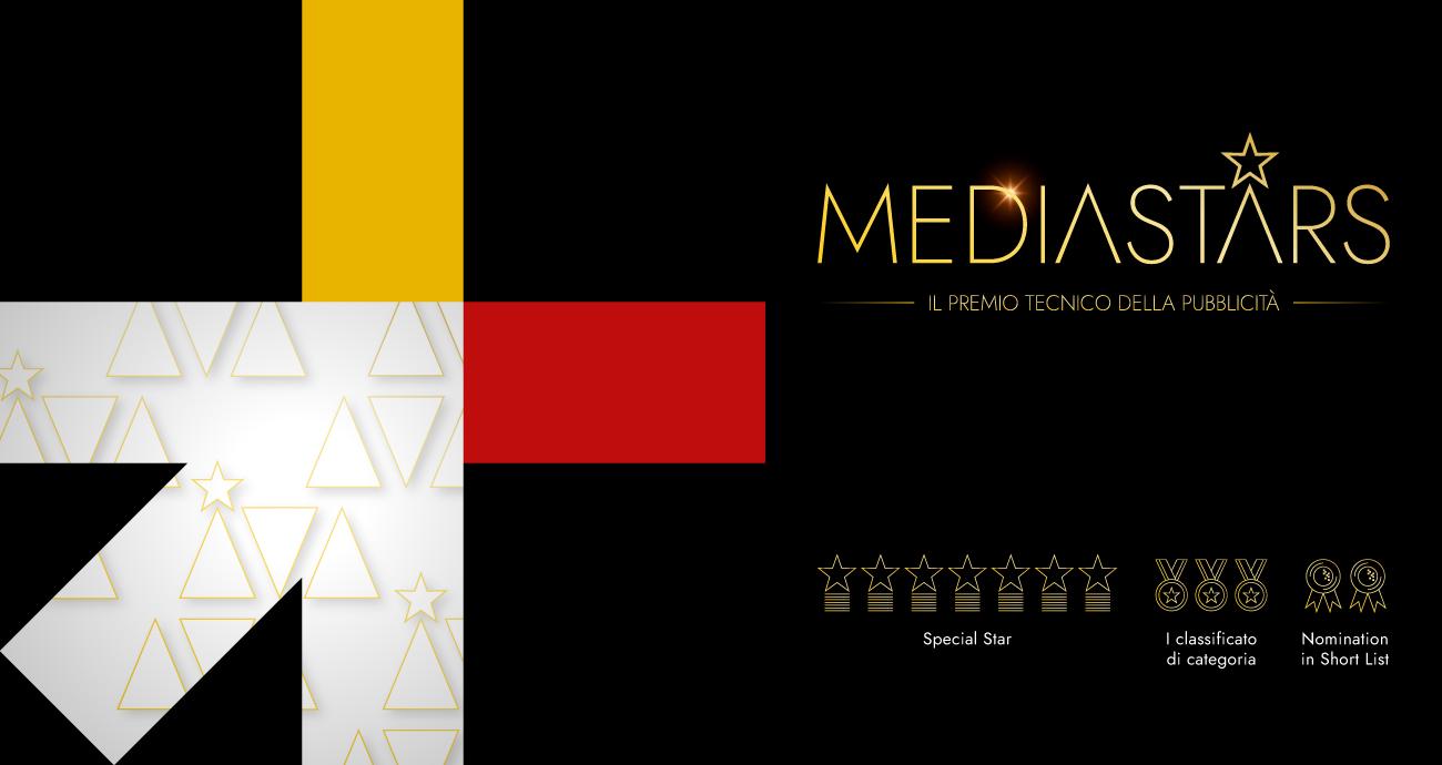 site By site - premi Mediastars XXV